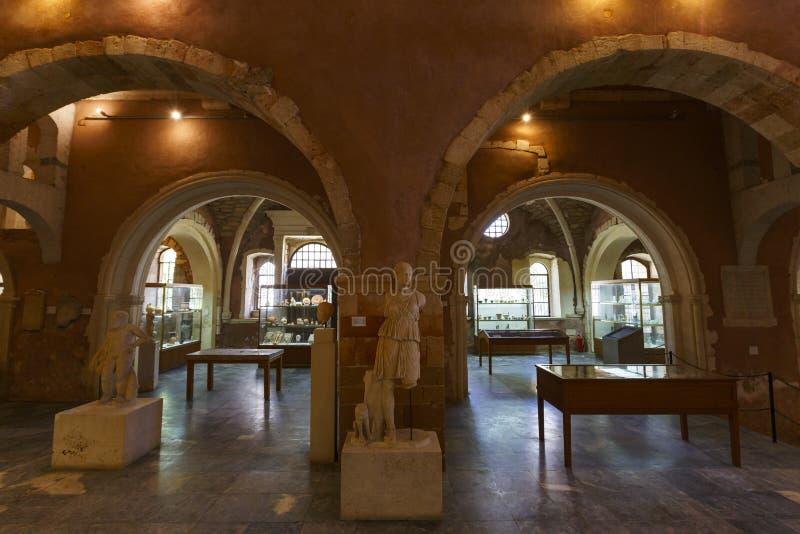 Spinalonga, Crete imagen de archivo libre de regalías