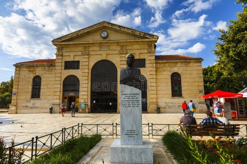 Spinalonga, Crete fotos de archivo