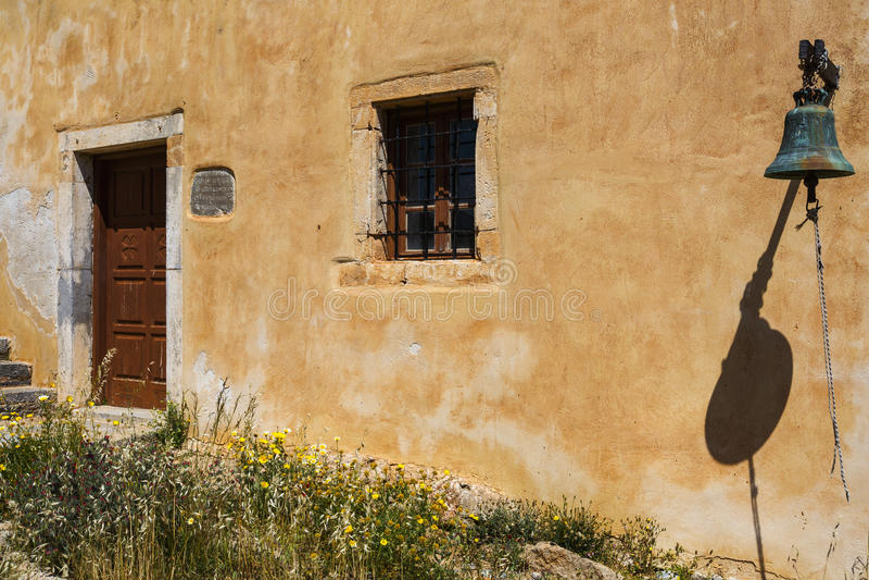 Spinalonga, Crete imagenes de archivo