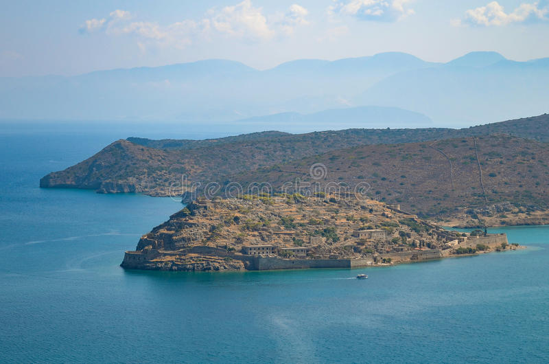 Download Spinalonga Stock Photo - Image: 83712435