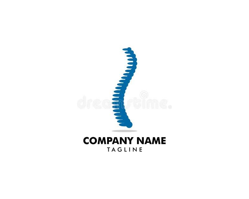 Spine icon vector design element logo symbol stock illustration