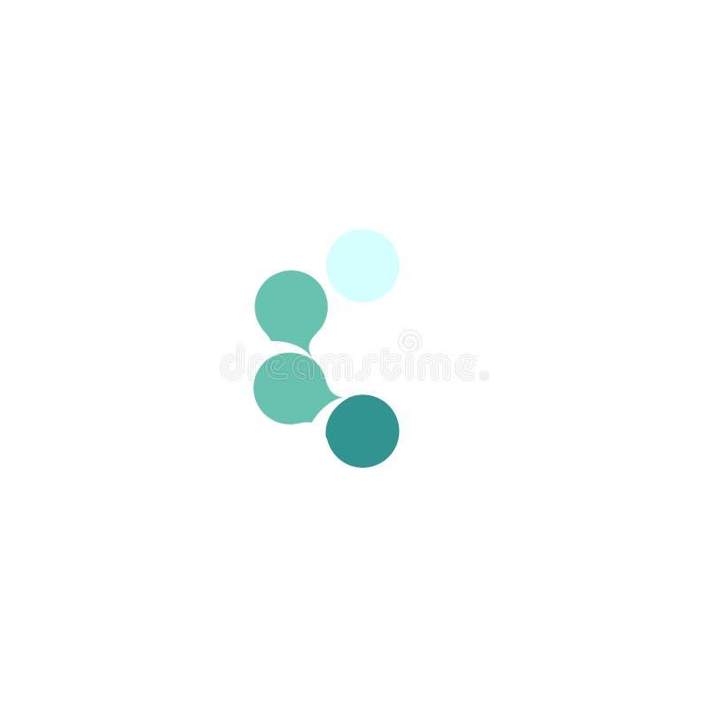 Spine logo restoration. Healthy back abstrack symbol. Backbone MRI icon.Isolated vector logo, unusual illustration on. White background vector illustration