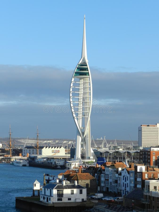 Download Spinnaker Tower Portsmouth England Editorial Stock Image - Image: 23476539