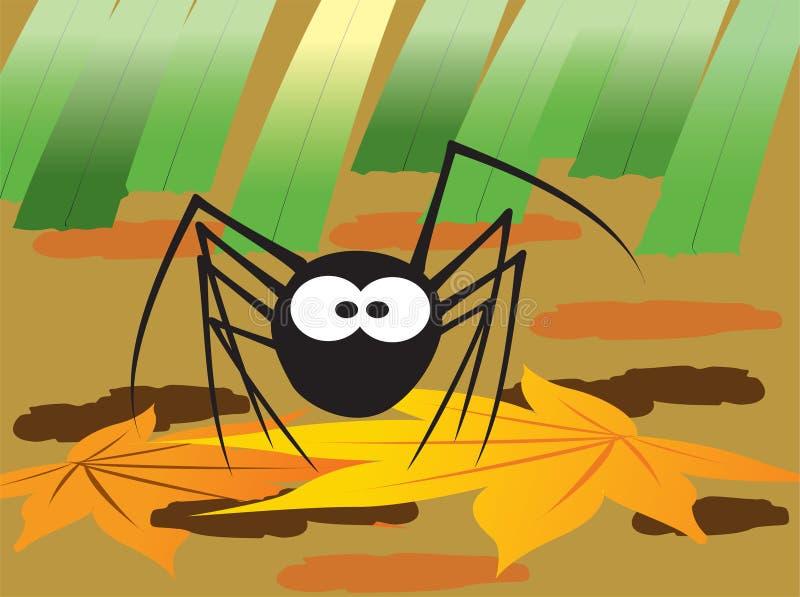 Spinne - 6 vektor abbildung