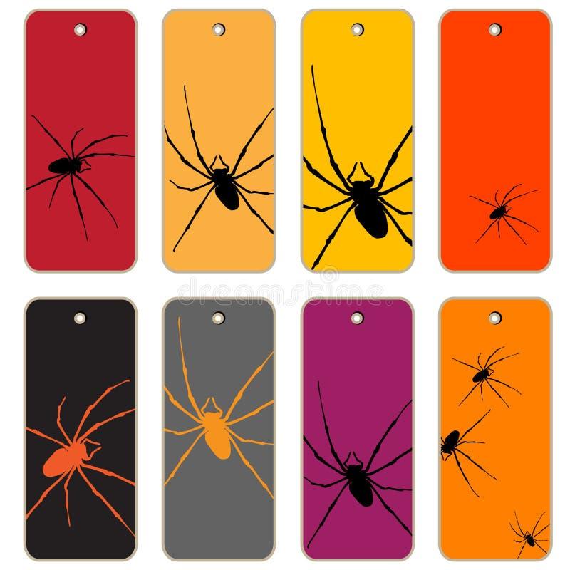 Spinnen-Preise stock abbildung