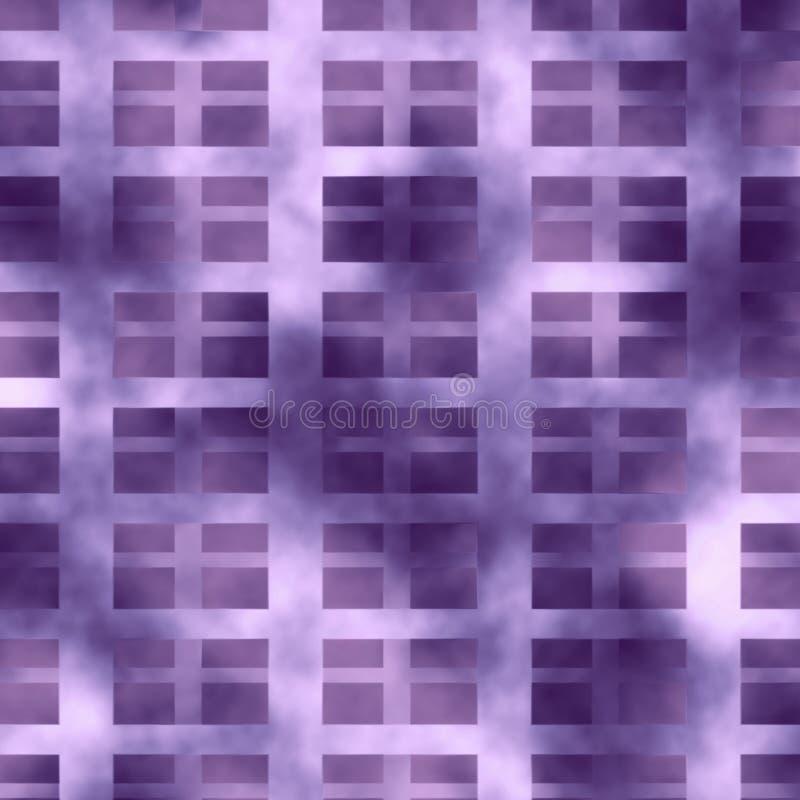 Spinnende purpurrote violette Auslegung der Hintergrundbeschaffenheit lizenzfreie abbildung