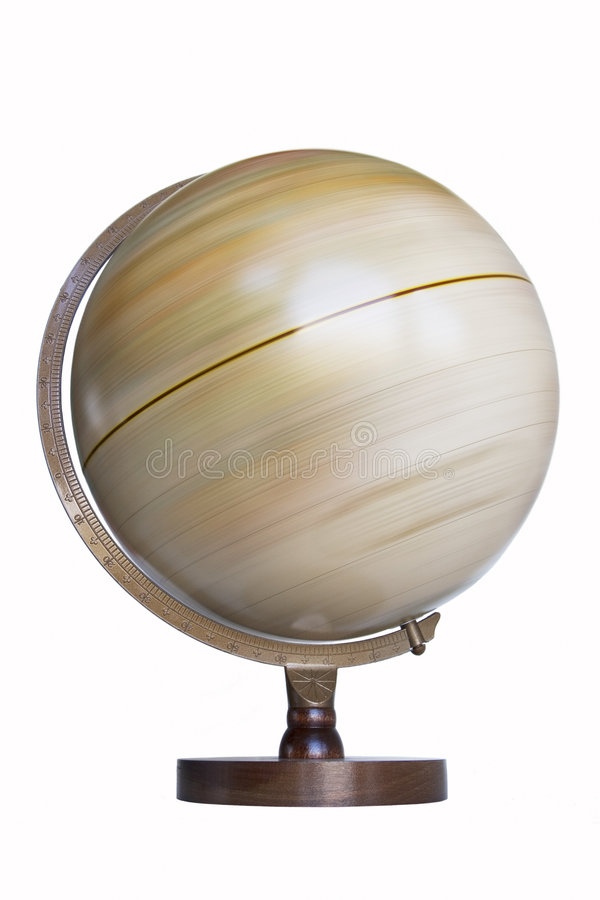 Download Spinning globe stock image. Image of rotate, education - 433111