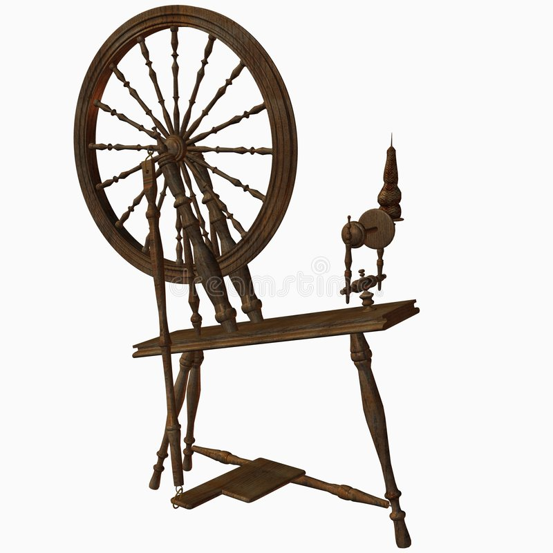 Fetish spinning wheel