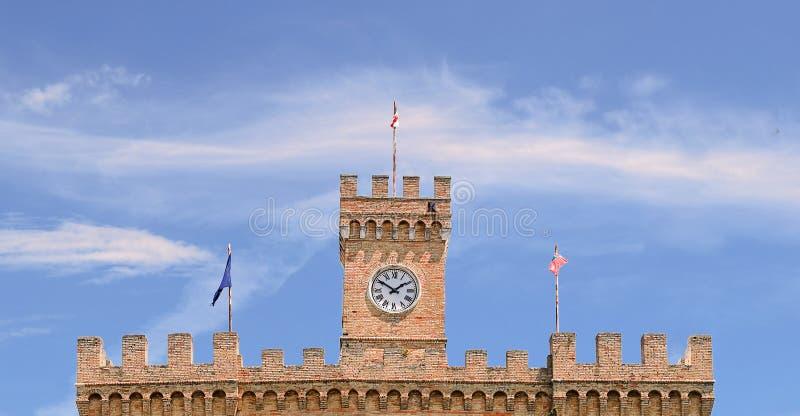 Spinucci Castle Chieti (Ιταλία) στοκ φωτογραφία