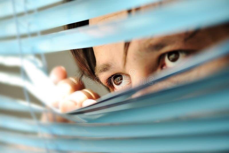Spionage stockbilder