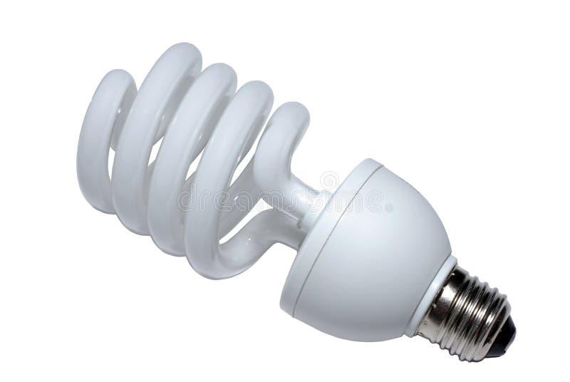 Download Spiraal Lightbulb. Knippende Weg. Stock Afbeelding - Afbeelding bestaande uit ecologie, generatie: 7295731