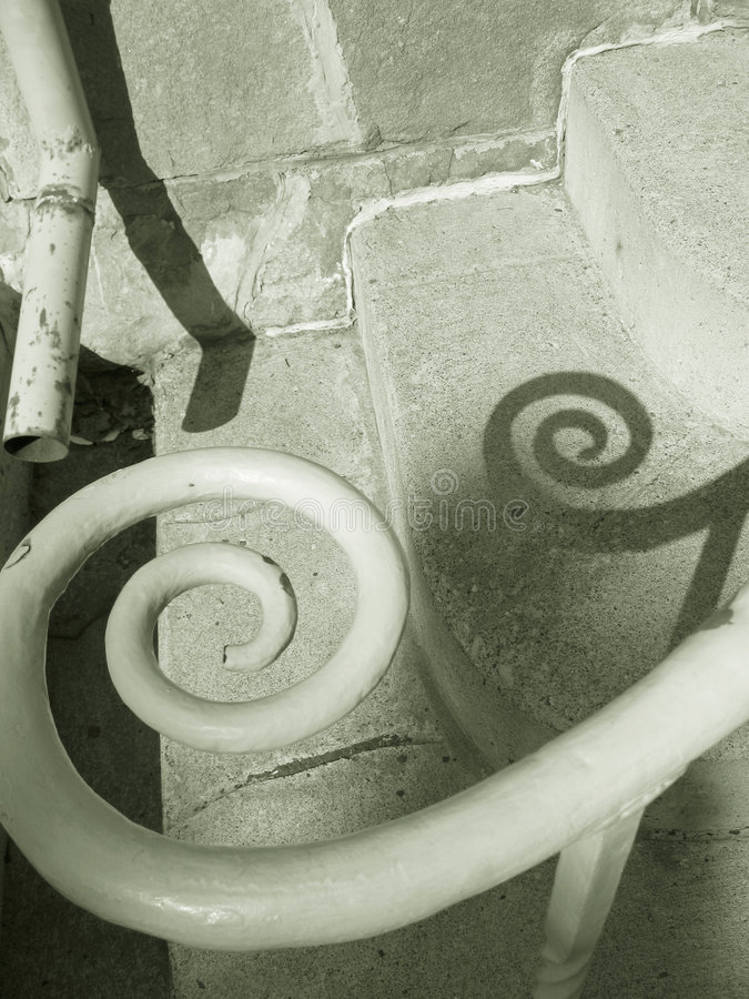 Spiral_3 photographie stock
