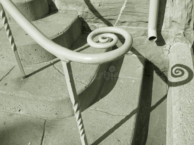 Spiral_4 stock foto