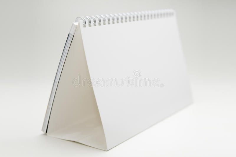 Spiral Book Notepaper Stock Photography