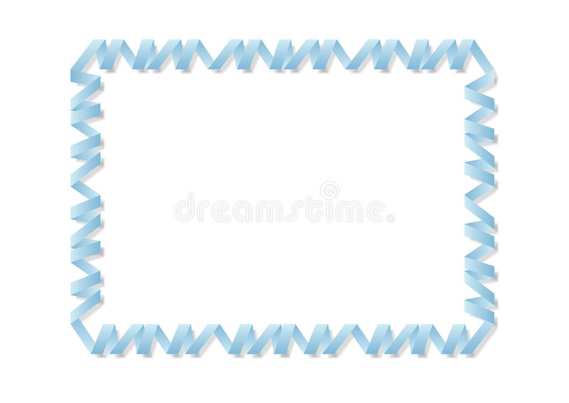 Download The spiral border stock illustration. Illustration of line - 24013889