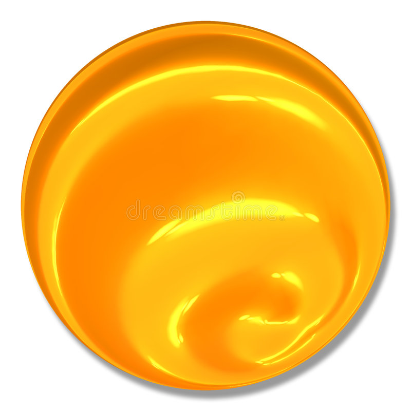 Download Spiral button ball marble stock illustration. Image of website - 1703674