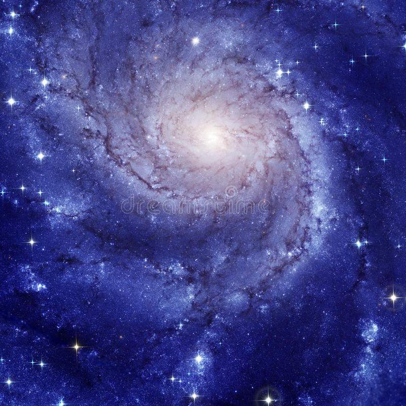 Download Spiral Galaxy M101 stock photo. Image of constellation - 99088666
