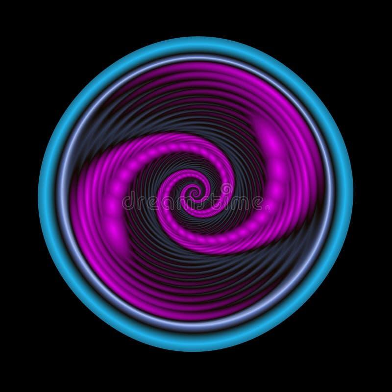 Download Spiral Logo Royalty Free Stock Images - Image: 5409579
