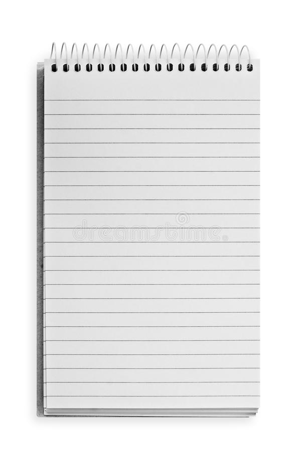 Download Spiral notebook stock photo. Image of bulletin, object - 10206116
