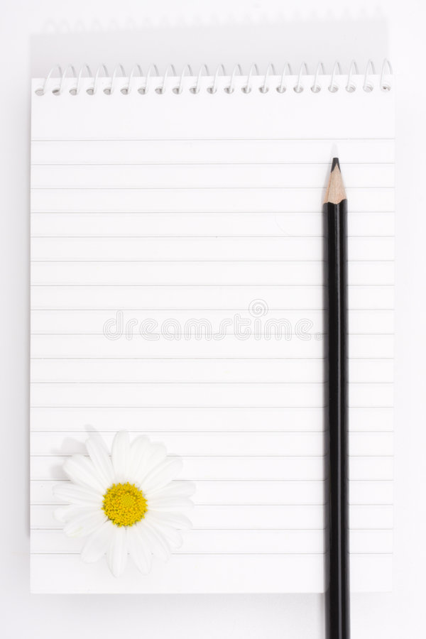 Download Spiral pad stock image. Image of business, notepad, blank - 5645051
