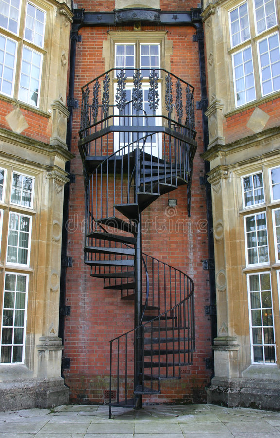 Download Spiral staircase stock photo. Image of case, staircase - 106464