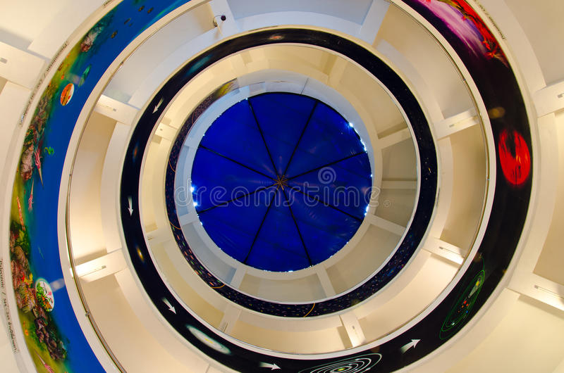 Download Spiral staircase editorial stock photo. Image of coil - 24311058