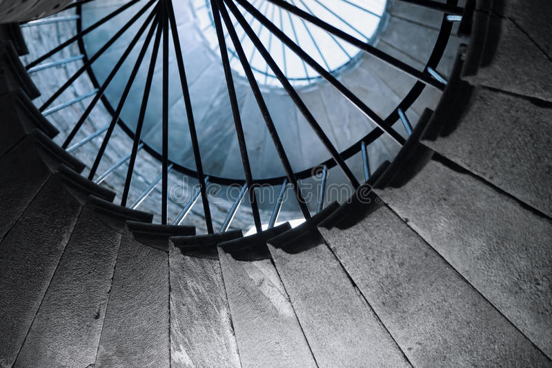 Download Spiral staircase stock image. Image of tower, stairway - 25918551