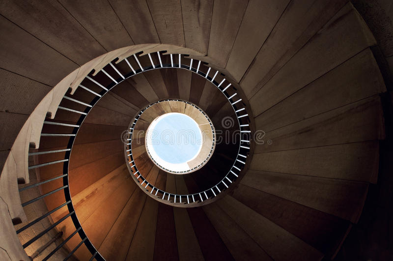 Download Spiral Staircase stock photo. Image of buildings, old - 26236650