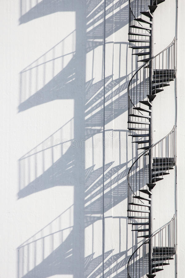 Free Spiral Staircase Royalty Free Stock Photography - 35390717