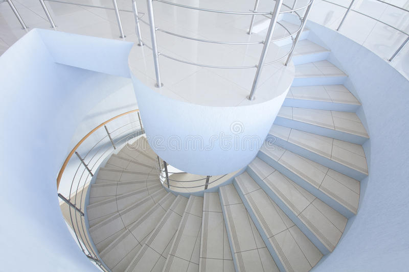 Download Spiral Staircase Royalty Free Stock Images - Image: 31520289