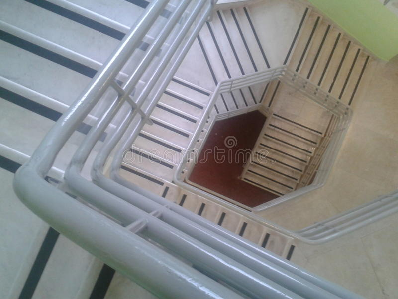 Download Spiral staircase stock image. Image of spiral, public - 43106077