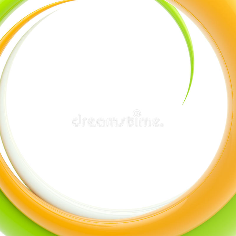 Download Spiral Twirl As Abstract Background Stock Illustration - Image: 24354293