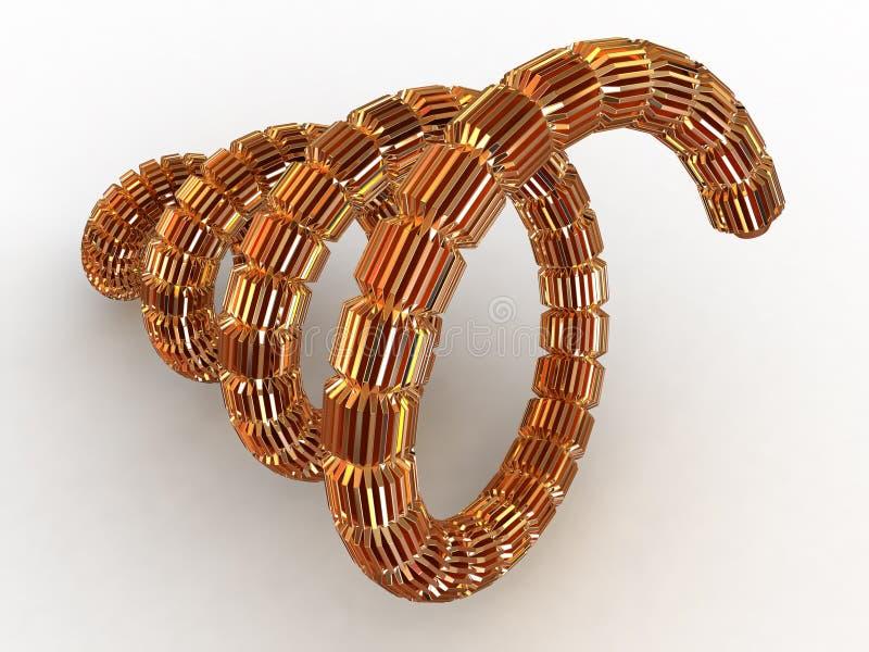 spirala obrazy stock