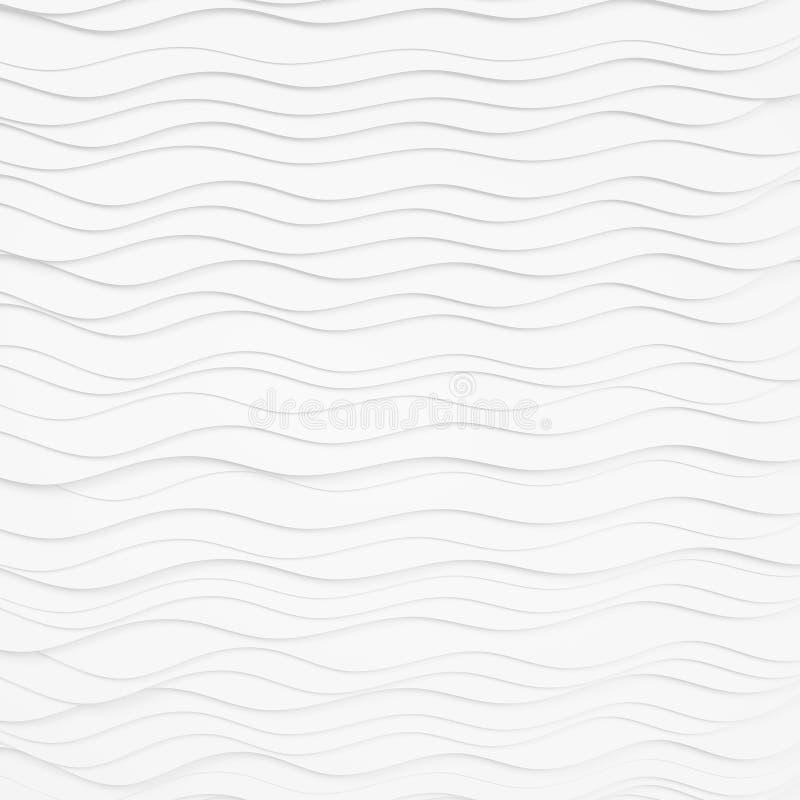 Spirala bakgrunder för våg royaltyfri foto