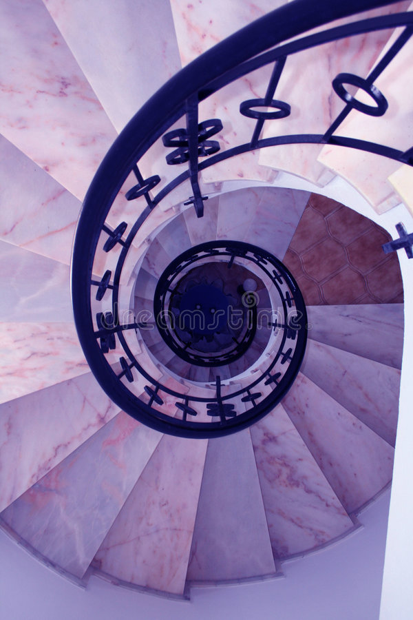 Spirale image stock