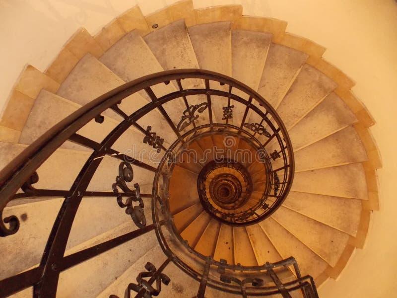 spirale fotografie stock