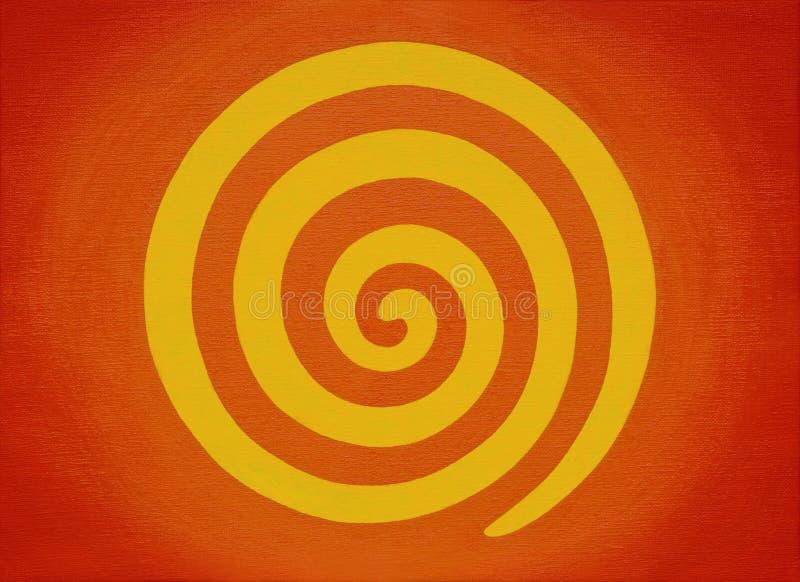 spirale images libres de droits