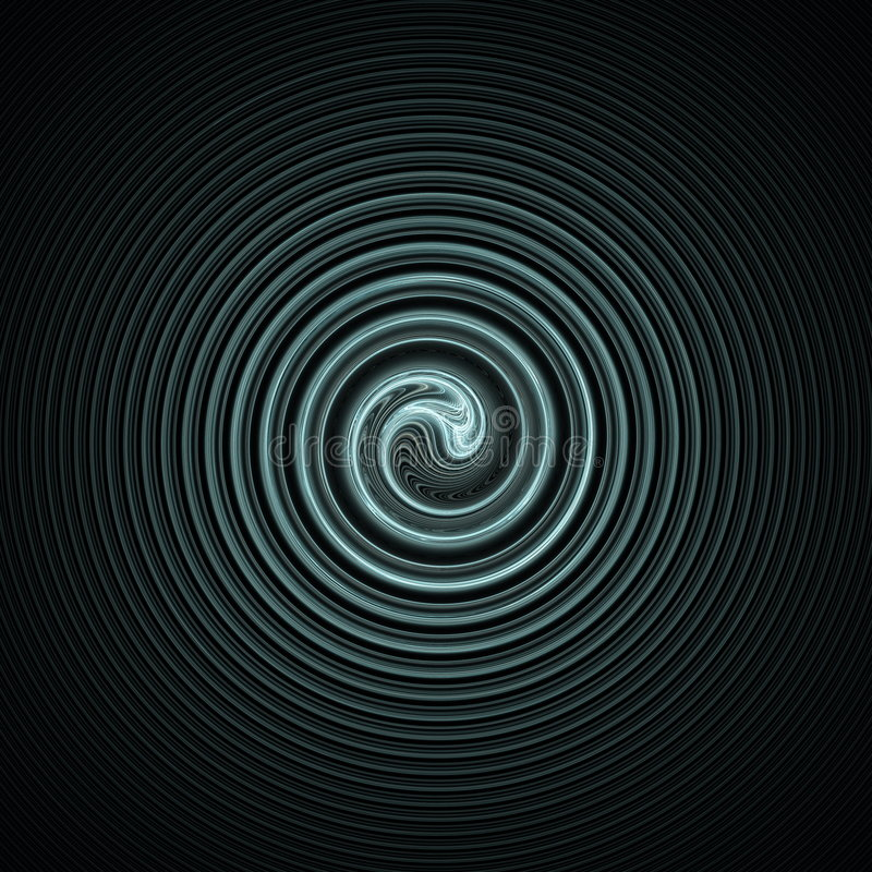 Spirale abstraite images stock