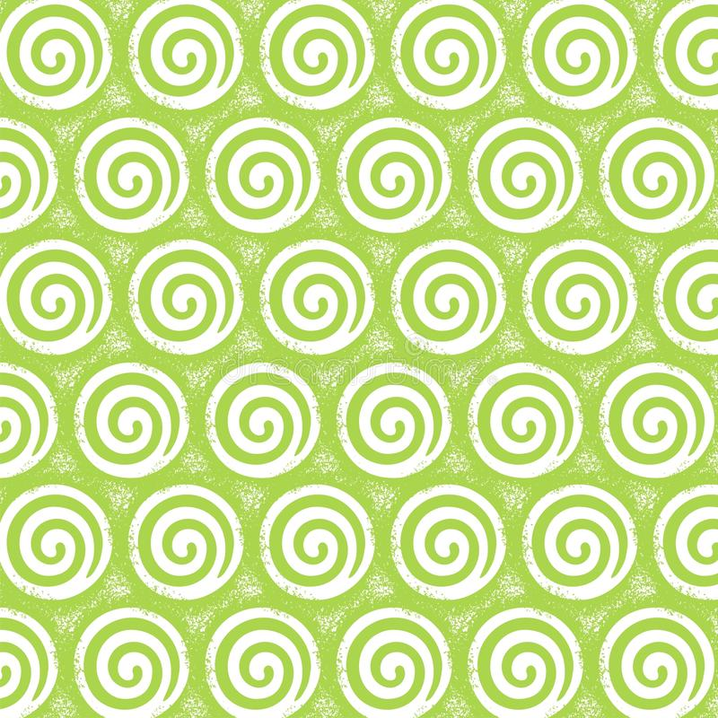 Spirale del wallpape dell'annata immagini stock libere da diritti