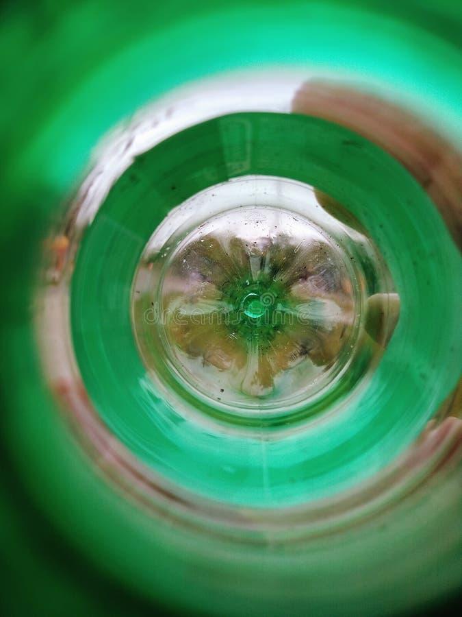 Spirale della bottiglia fotografia stock libera da diritti