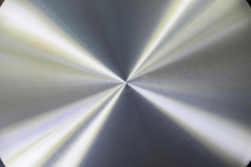 Spirale en métal photo libre de droits