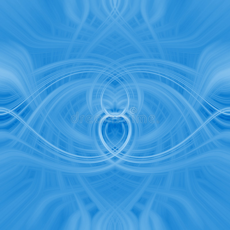 Spirales illustration stock