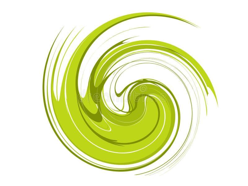 Spirales illustration libre de droits