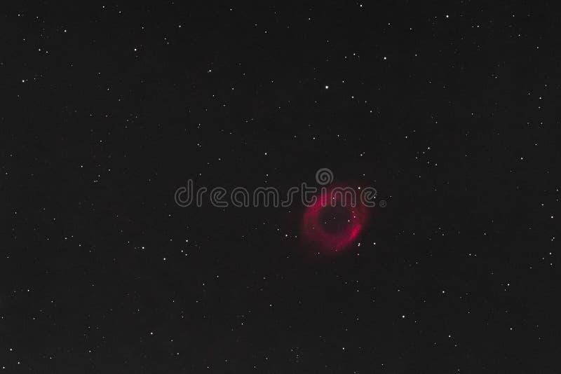 Spiralnebulosa fotografering för bildbyråer