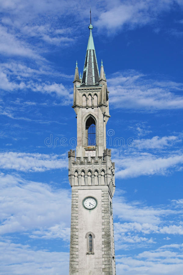 Spire Of A Historical Building Stock Image