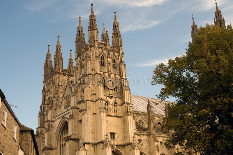 Download Spires Of Canterbury Stock Photography - Image: 21549662