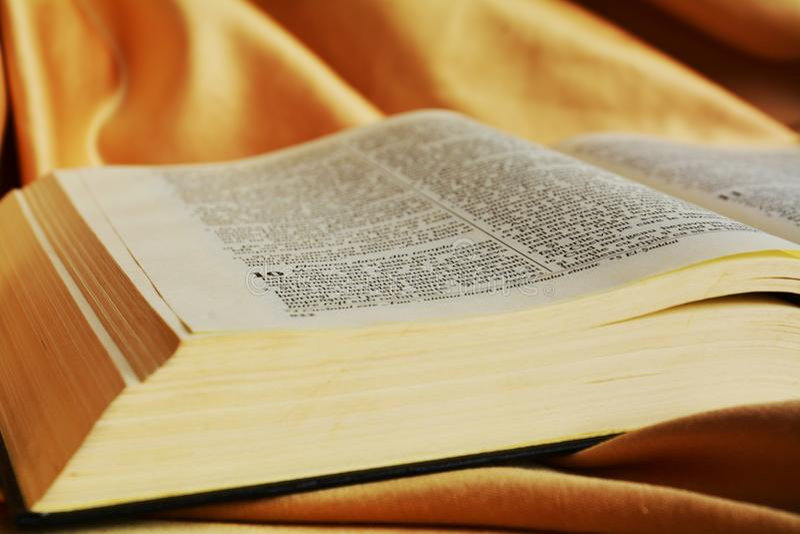Spirit and the Bible stock photos