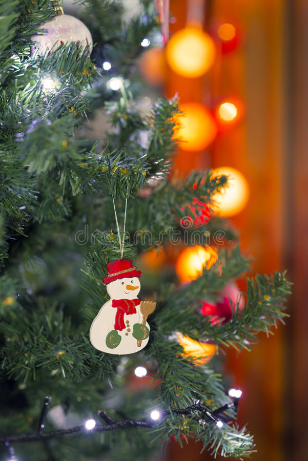 Spirit of christmas royalty free stock photography