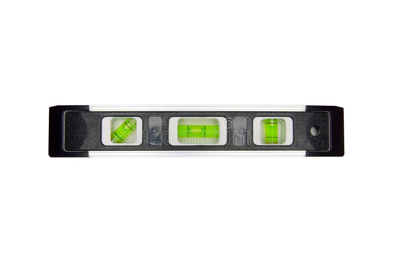 Download Spirit Level stock photo. Image of isolated, path, tool - 13530242
