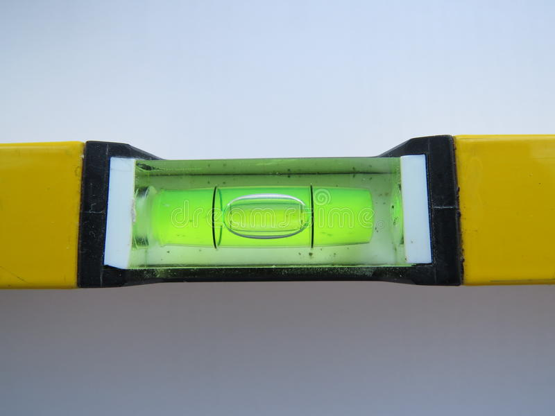 Spirit Level royalty free stock image